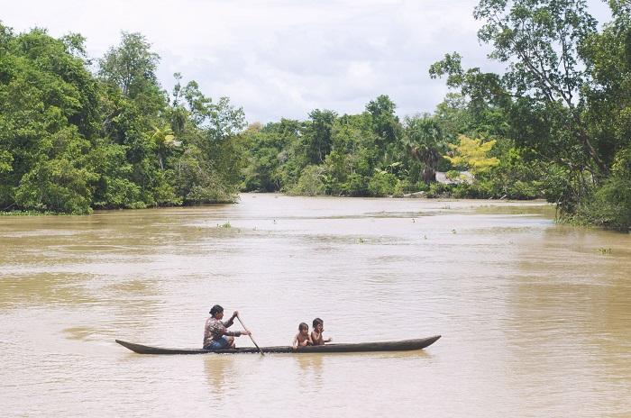 12 Orinoco Delta