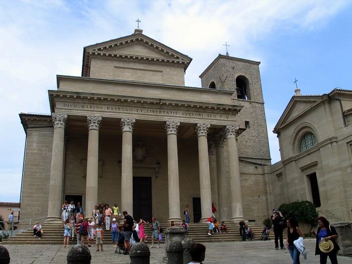 7 San Marino Basilica