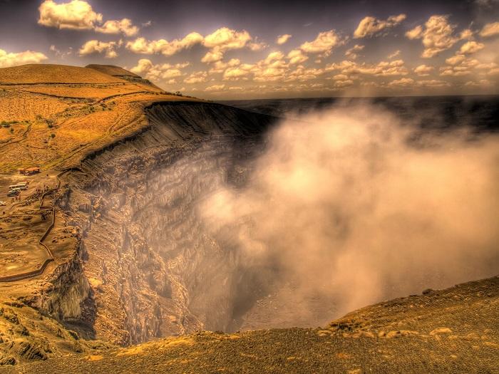3 Masaya Volcano