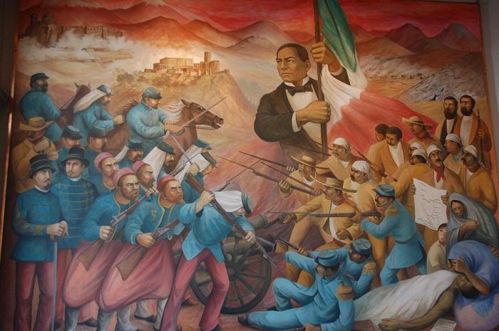 8 Chapultepec