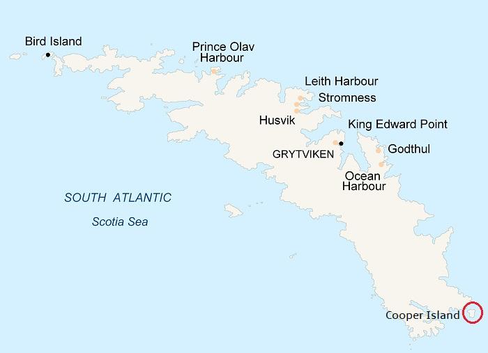 1 Cooper Island