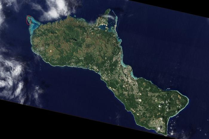 6 Cocos Guam