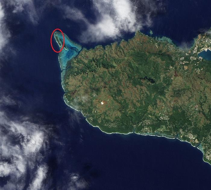 7 Cocos Guam
