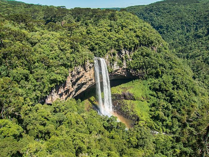 7 Caracol Falls