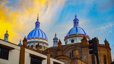 1 Cuenca Cathedral