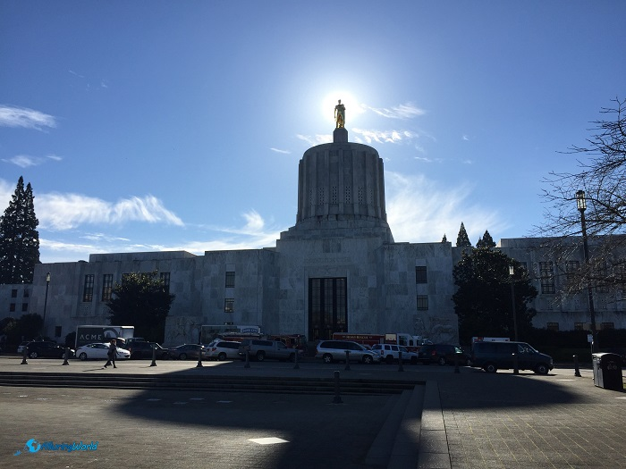2 Oregon Capitol