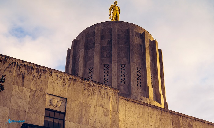 6 Oregon Capitol