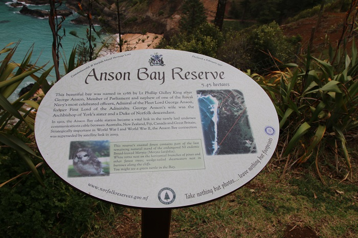7 Anson Bay