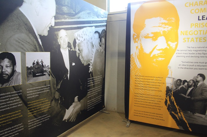 8 Mandela Site