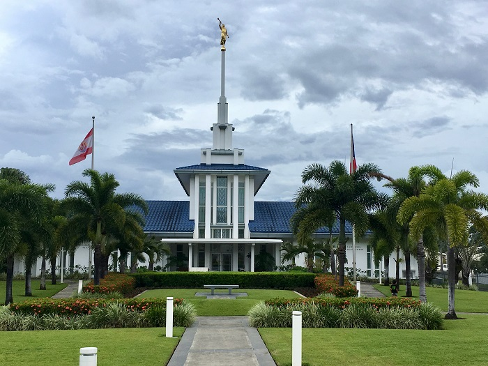 1 Tahiti Temple