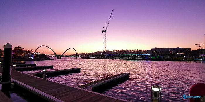 3 Elizabeth Quay Bridge