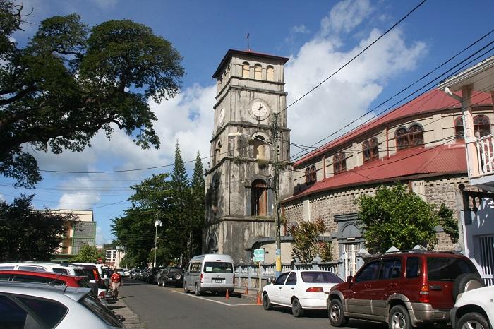 9 Castries Church