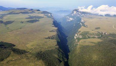 10 Fortaleza Canyon